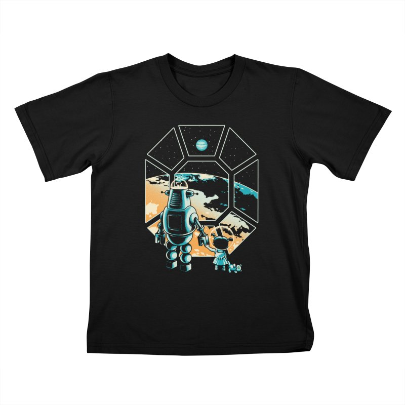A New Hope Kids T-shirt by metalsan's Artist Shop
