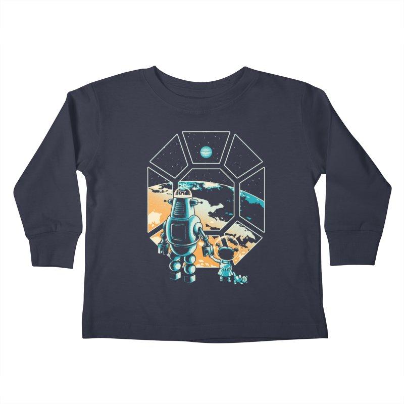 A New Hope Kids Toddler Longsleeve T-Shirt by metalsan's Artist Shop