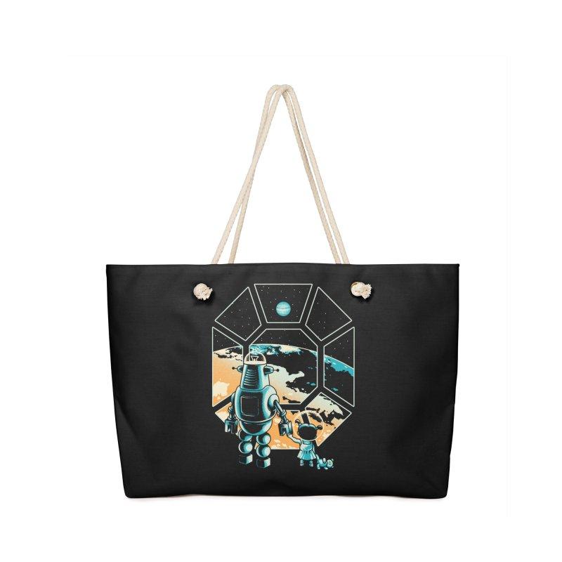 A New Hope Accessories Bag by Santiago Sarquis's Artist Shop