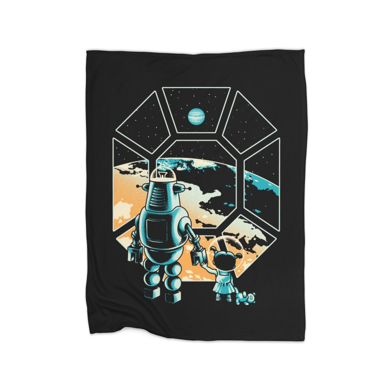 A New Hope Home Blanket by metalsan's Artist Shop