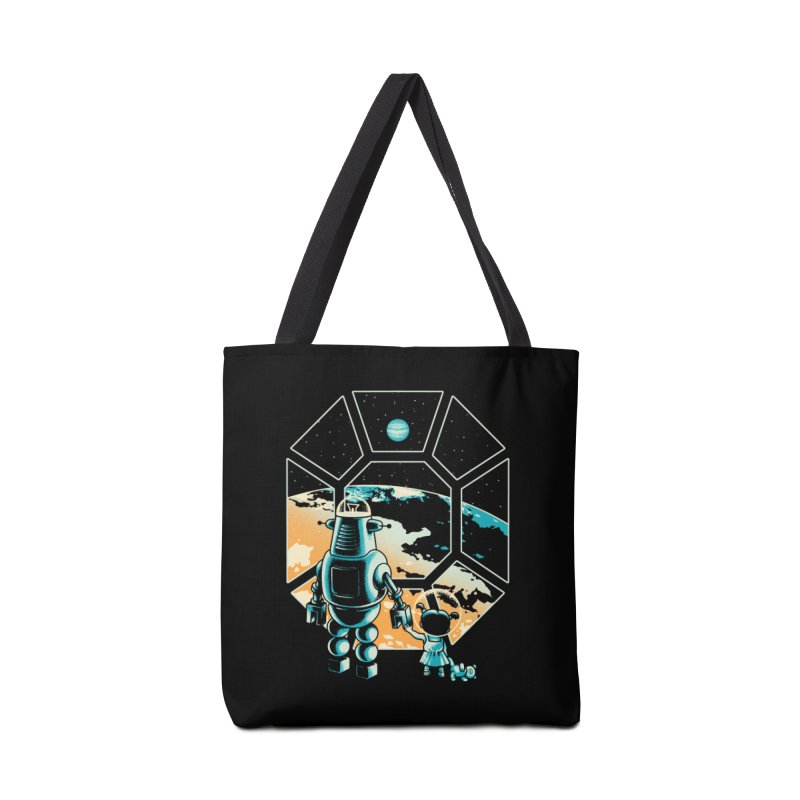 A New Hope Accessories Bag by Santiago Sarquis's Artist Shop