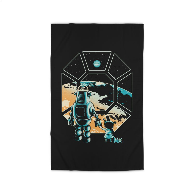 A New Hope Home Rug by Santiago Sarquis's Artist Shop