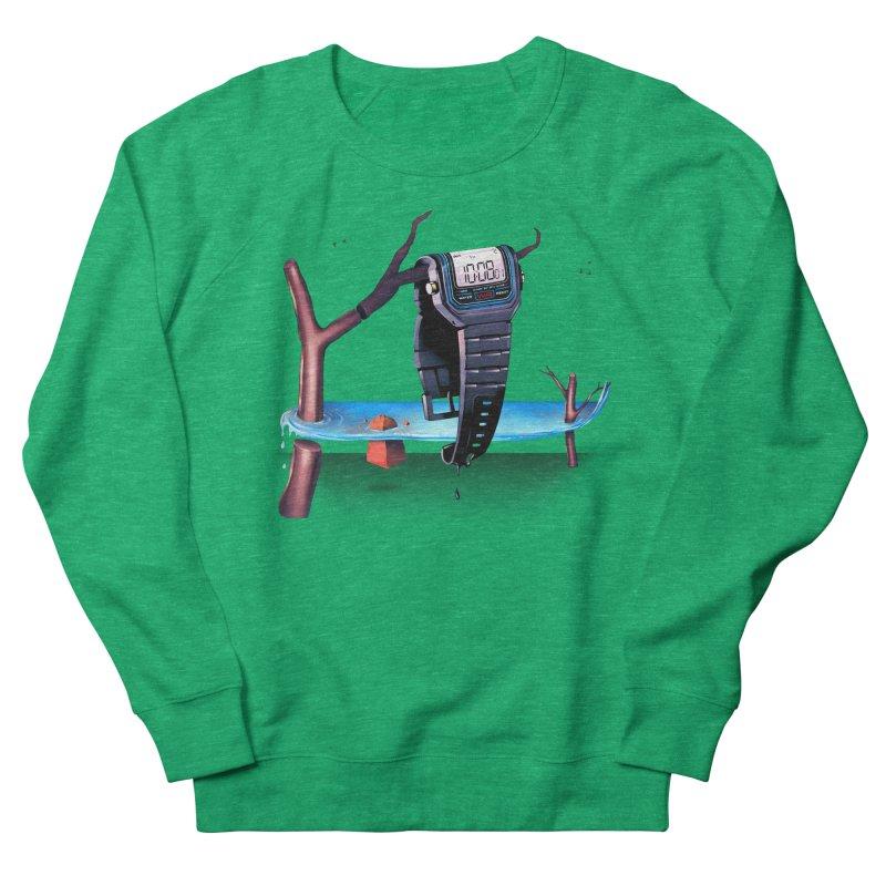La Persistencia de la Memoria Women's Sweatshirt by metalsan's Artist Shop