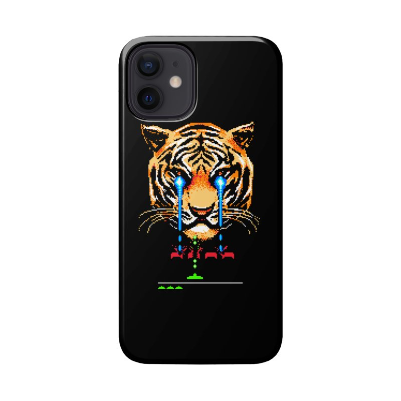 The Invaders Must Die Accessories Phone Case by Santiago Sarquis's Artist Shop