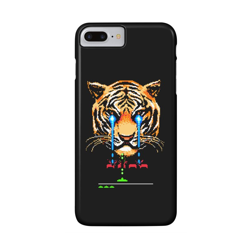 The Invaders Must Die Accessories Phone Case by metalsan's Artist Shop