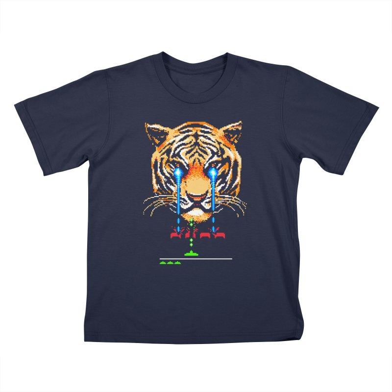 The Invaders Must Die Kids T-shirt by metalsan's Artist Shop