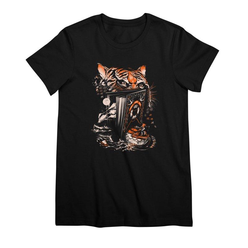 II XIV XVI Women's Premium T-Shirt by Santiago Sarquis's Artist Shop