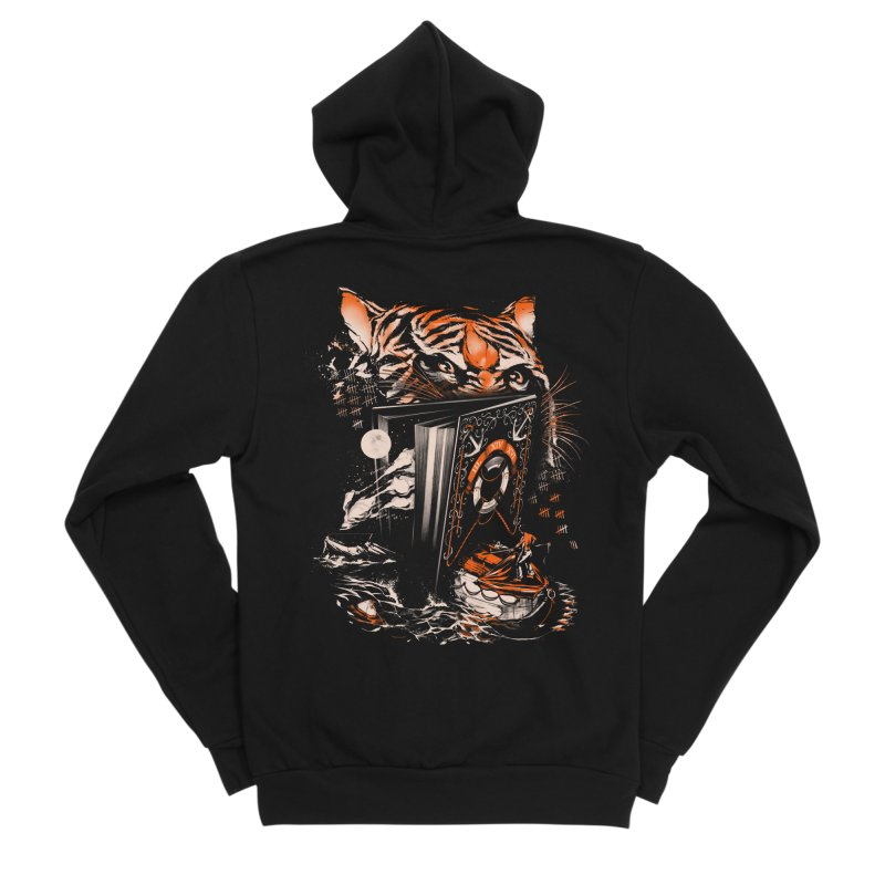 II XIV XVI Men's Sponge Fleece Zip-Up Hoody by Santiago Sarquis's Artist Shop