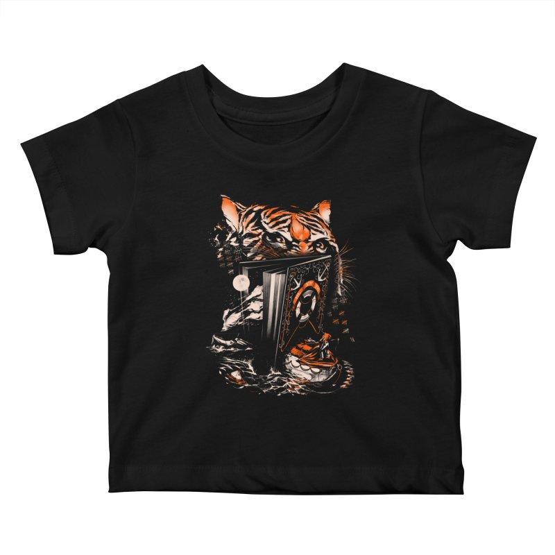 II XIV XVI Kids Baby T-Shirt by metalsan's Artist Shop