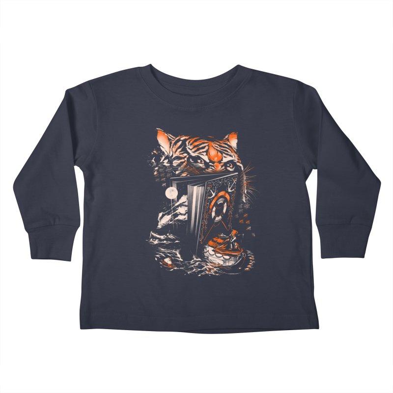 II XIV XVI Kids Toddler Longsleeve T-Shirt by metalsan's Artist Shop