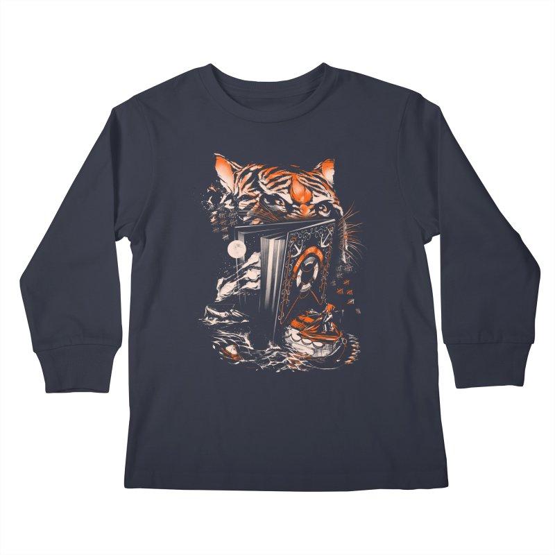 II XIV XVI Kids Longsleeve T-Shirt by Santiago Sarquis's Artist Shop