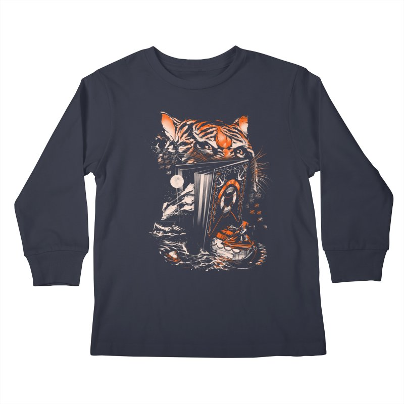 II XIV XVI Kids Longsleeve T-Shirt by metalsan's Artist Shop