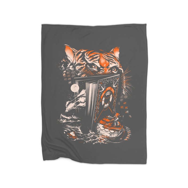 II XIV XVI Home Blanket by metalsan's Artist Shop