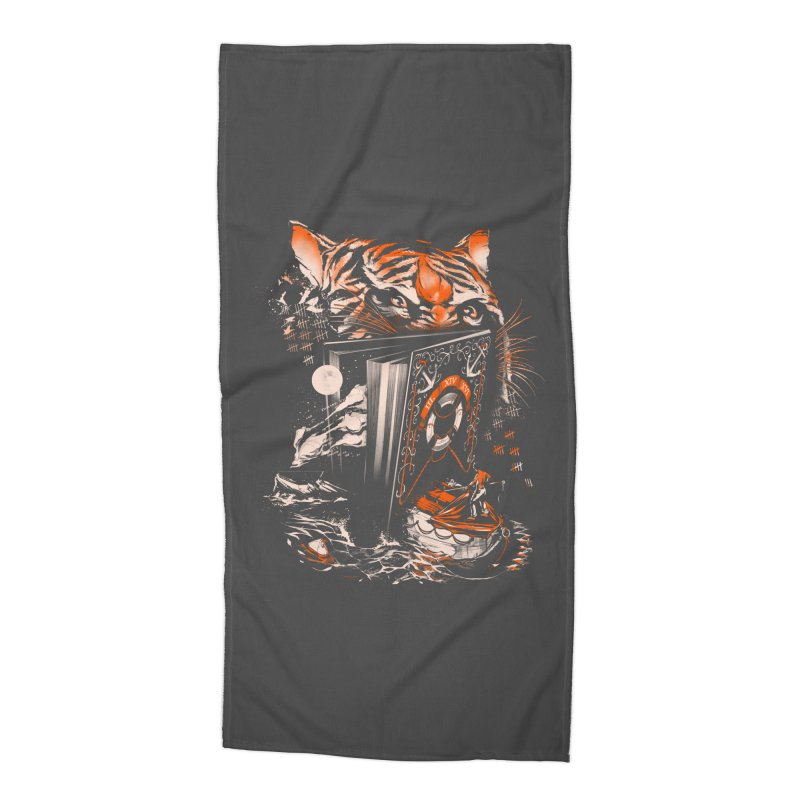 II XIV XVI Accessories Beach Towel by Santiago Sarquis's Artist Shop