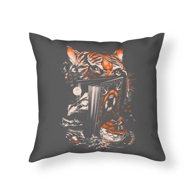 II XIV XVI Home Throw Pillow by Santiago Sarquis's Artist Shop