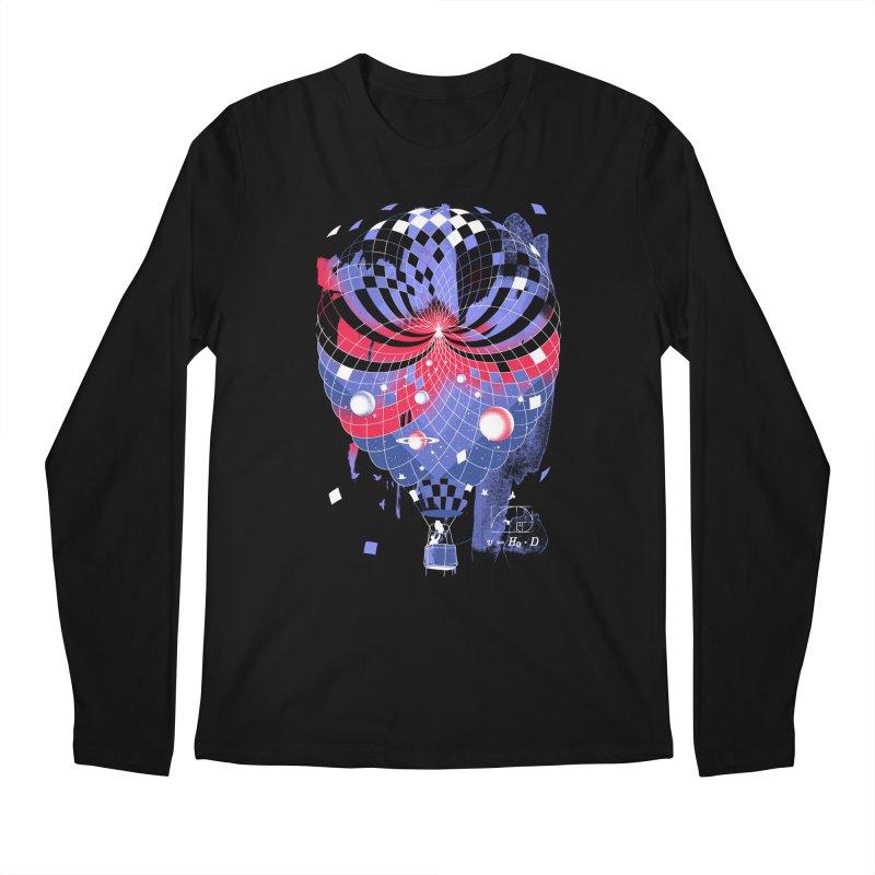 The Big Bang Men's Longsleeve T-Shirt by metalsan's Artist Shop