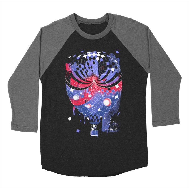 The Big Bang Men's Baseball Triblend T-Shirt by metalsan's Artist Shop