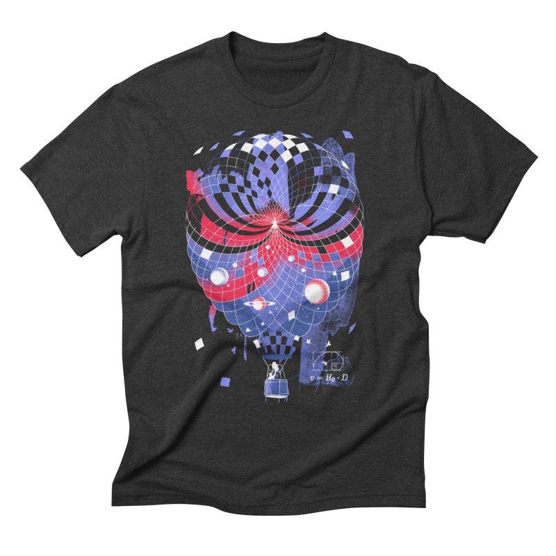 The Big Bang Men's Triblend T-shirt by metalsan's Artist Shop