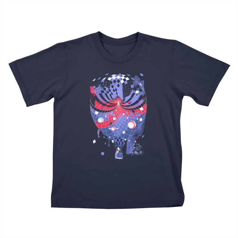 The Big Bang Kids T-shirt by metalsan's Artist Shop