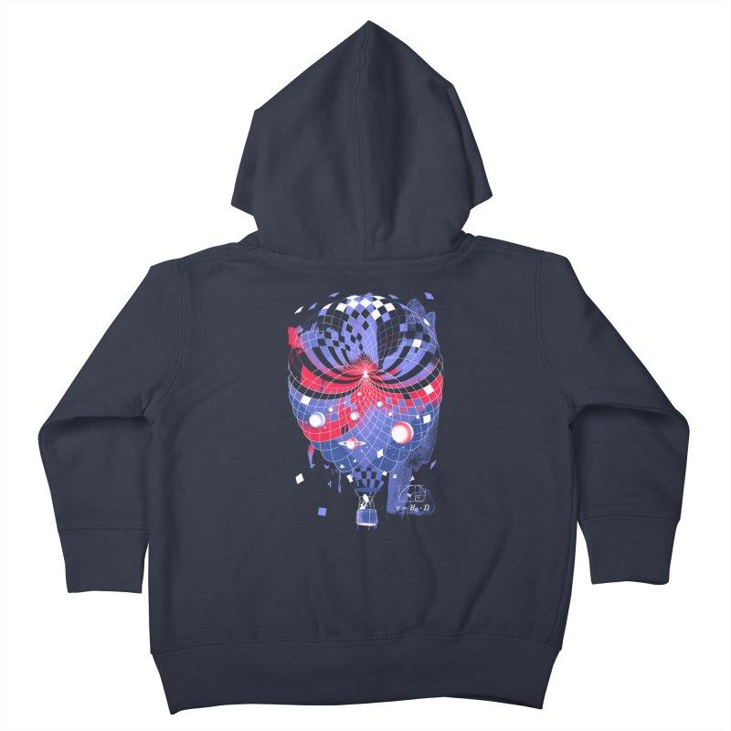 The Big Bang Kids Toddler Zip-Up Hoody by metalsan's Artist Shop