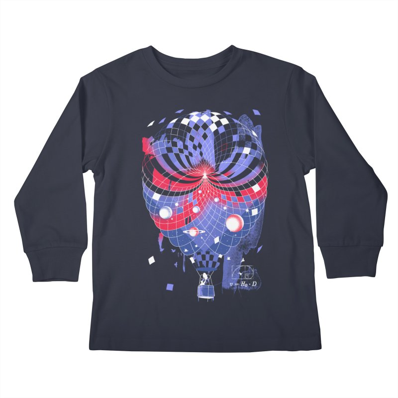 The Big Bang Kids Longsleeve T-Shirt by metalsan's Artist Shop
