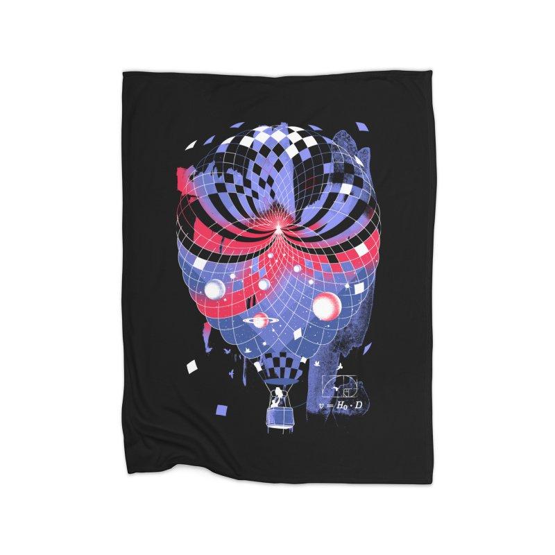 The Big Bang Home Blanket by metalsan's Artist Shop
