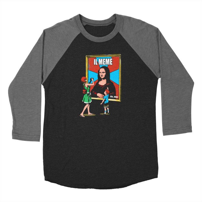 Il Meme Women's Longsleeve T-Shirt by Santiago Sarquis's Artist Shop