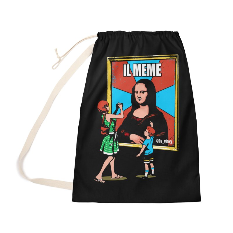 Il Meme Accessories Bag by Santiago Sarquis's Artist Shop