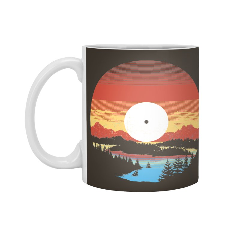 1973 Accessories Mug by Santiago Sarquis's Artist Shop