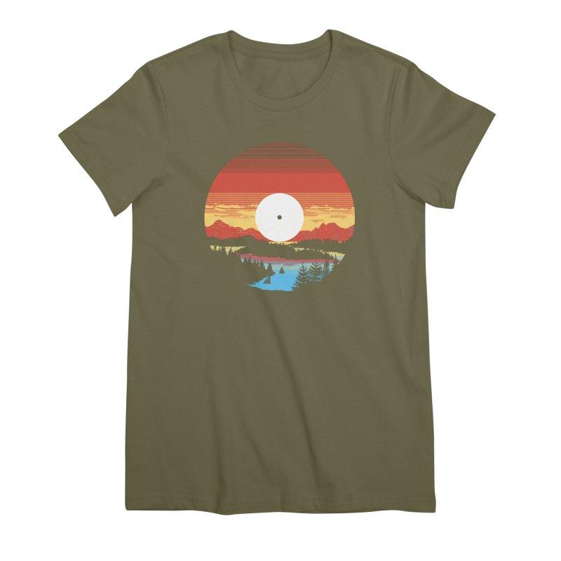 1973 Women's Premium T-Shirt by Santiago Sarquis's Artist Shop
