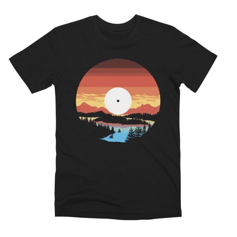 1973 Men's Premium T-Shirt by Santiago Sarquis's Artist Shop