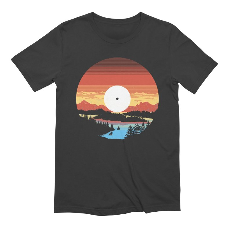 1973 Men's Extra Soft T-Shirt by Santiago Sarquis's Artist Shop