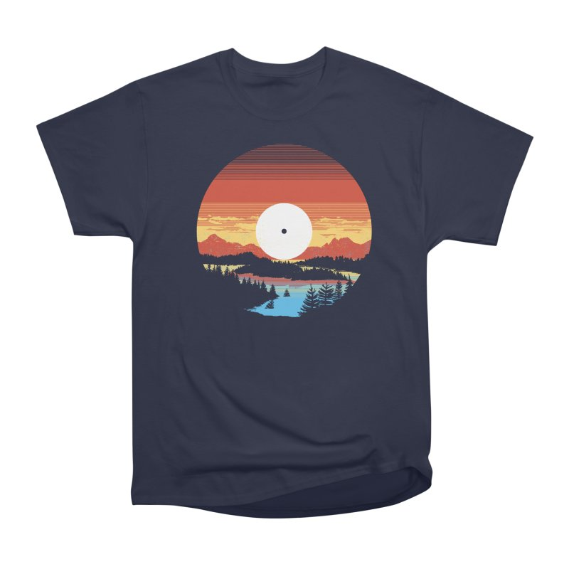1973 Men's Heavyweight T-Shirt by Santiago Sarquis's Artist Shop