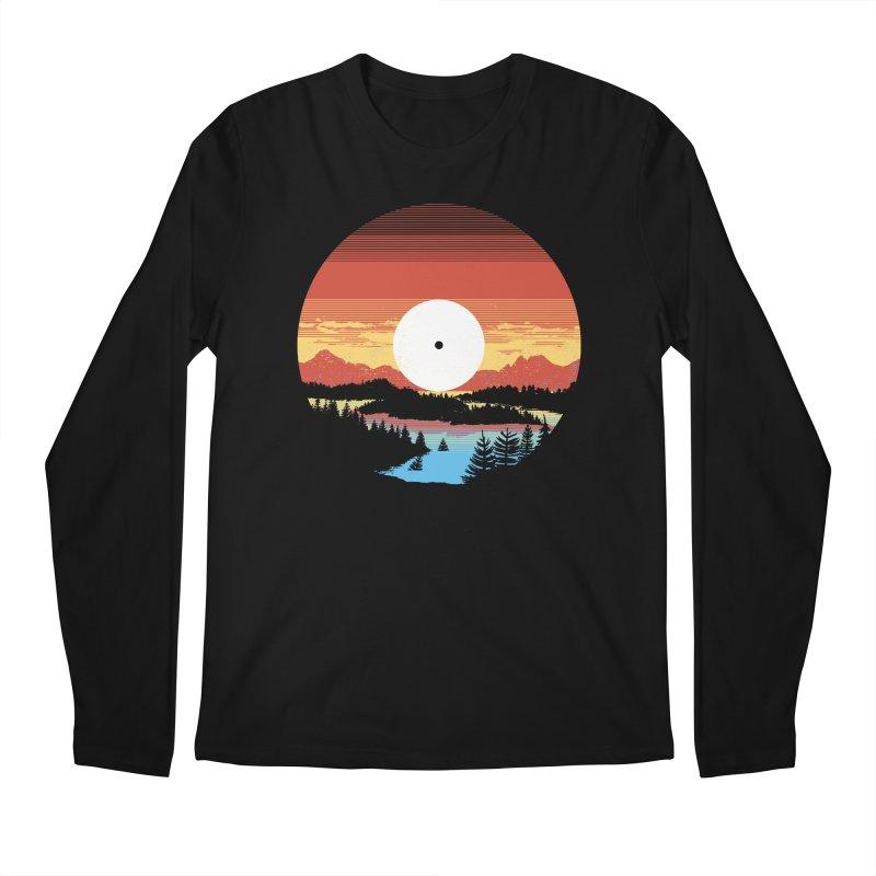 1973 Men's Regular Longsleeve T-Shirt by Santiago Sarquis's Artist Shop