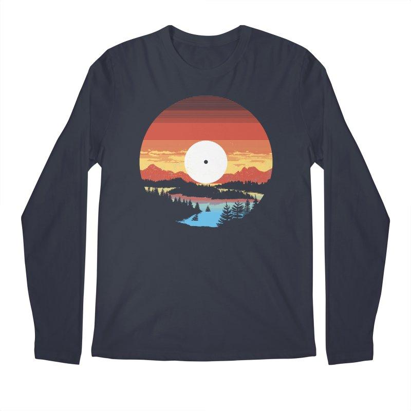 1973 Men's Longsleeve T-Shirt by Santiago Sarquis's Artist Shop