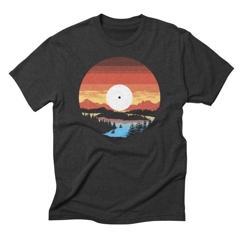 1973 Men's Triblend T-Shirt by Santiago Sarquis's Artist Shop