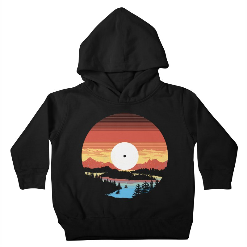 1973 Kids Toddler Pullover Hoody by Santiago Sarquis's Artist Shop
