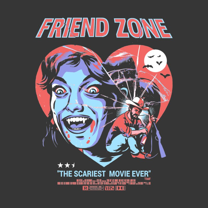 Friend Zone Women's Longsleeve T-Shirt by Santiago Sarquis's Artist Shop