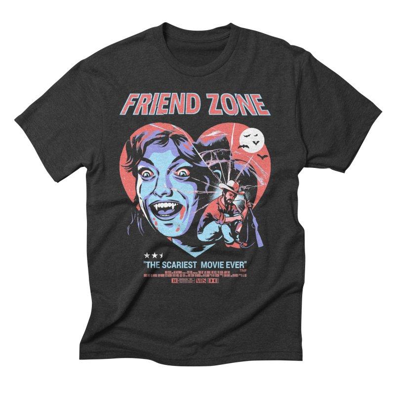 Friend Zone Men's T-Shirt by Santiago Sarquis's Artist Shop