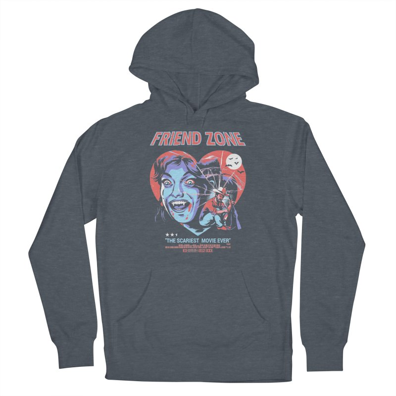 Friend Zone Women's Pullover Hoody by Santiago Sarquis's Artist Shop