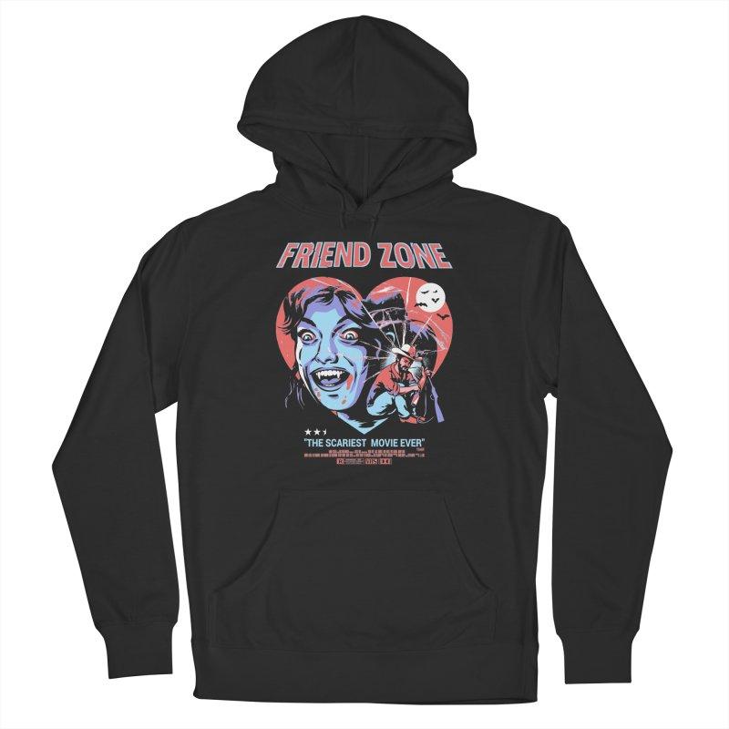 Friend Zone Men's Pullover Hoody by Santiago Sarquis's Artist Shop