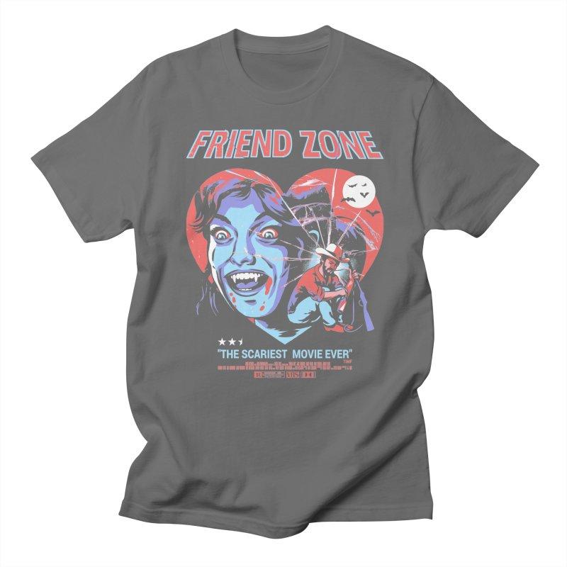 Friend Zone Women's T-Shirt by Santiago Sarquis's Artist Shop