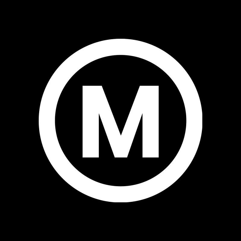 Classic Meta M Men's Pullover Hoody by Meta NYC's Shop