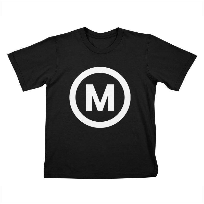 Classic Meta M Kids T-Shirt by Meta NYC's Shop