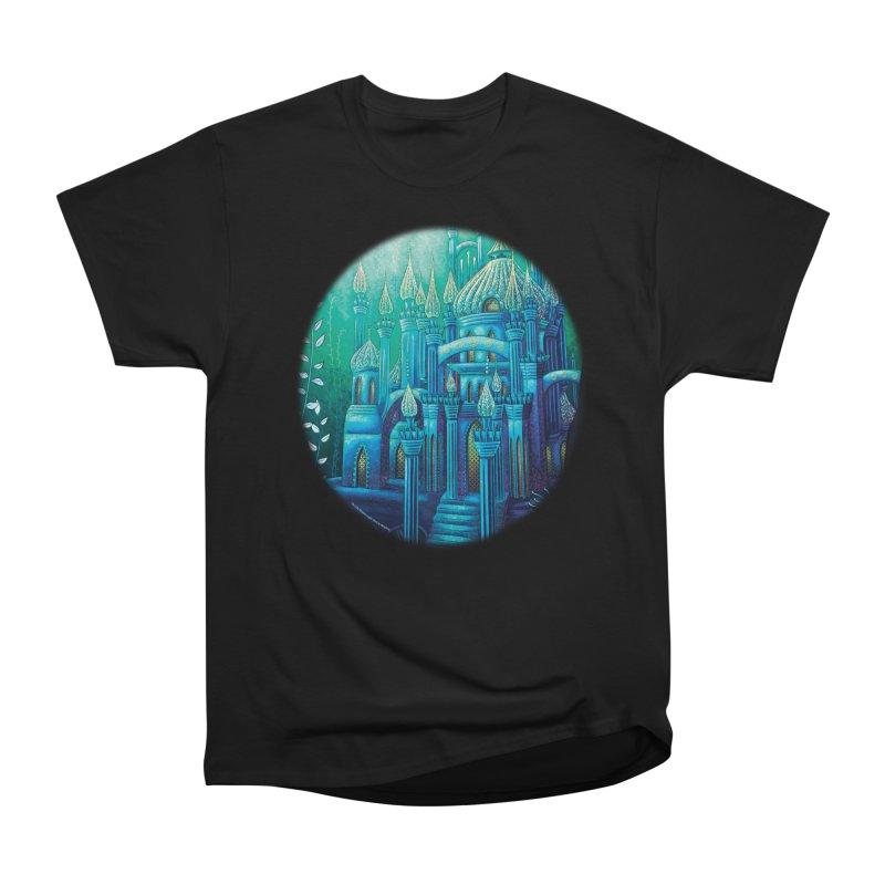 Little Mermaid Palace T-shirt Women's T-Shirt by The Metaphrog Artist Shop