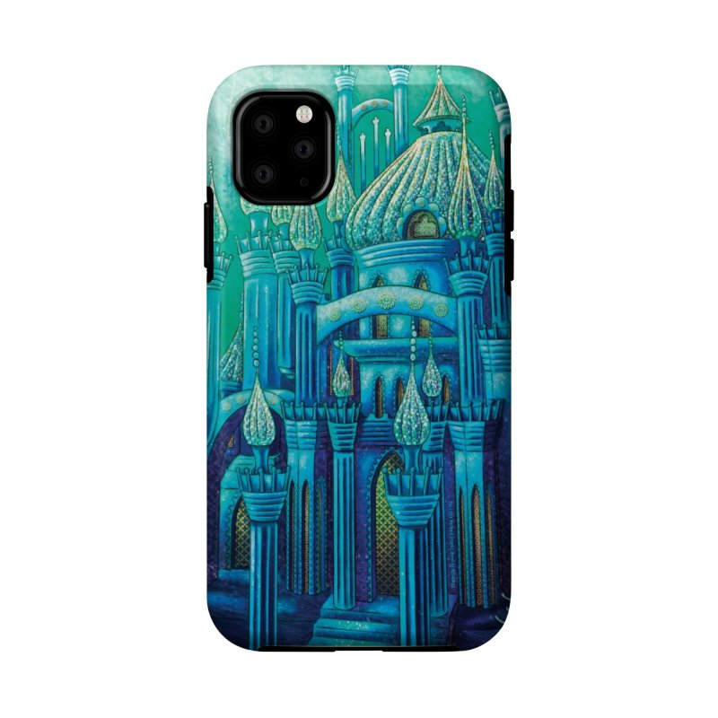 Little Mermaid Palace Phone Case Accessories Phone Case by The Metaphrog Artist Shop