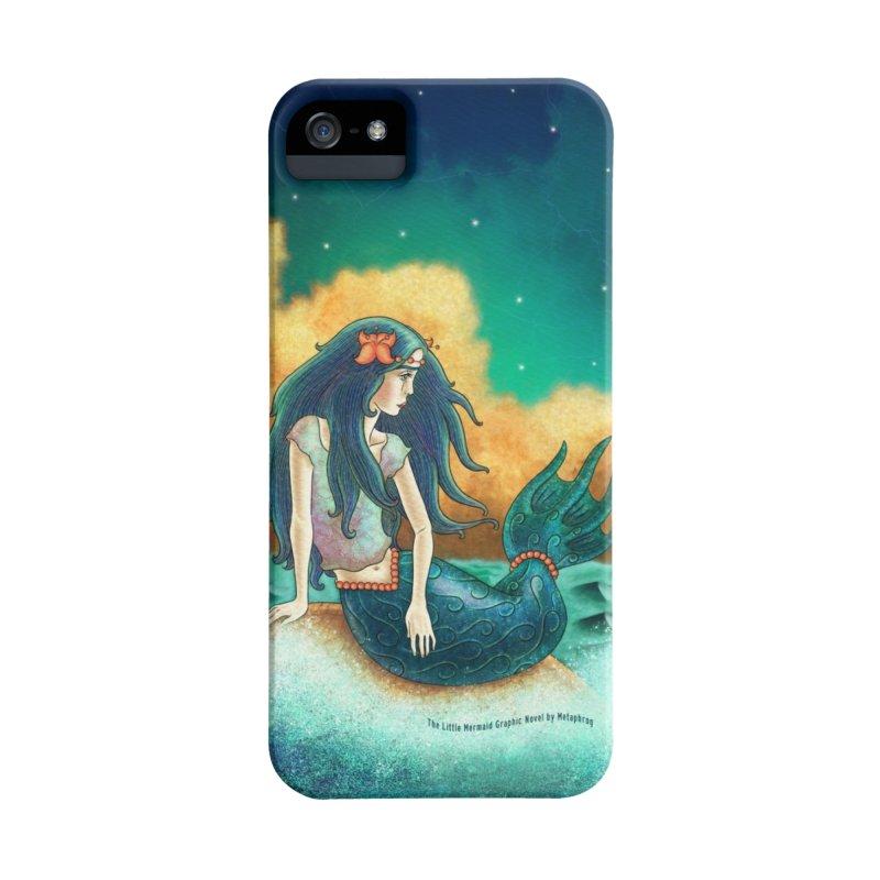 Little Mermaid Phone Case Accessories Phone Case by The Metaphrog Artist Shop