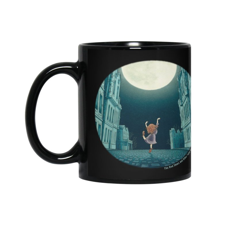 Red Shoes Mug Accessories Mug by The Metaphrog Artist Shop