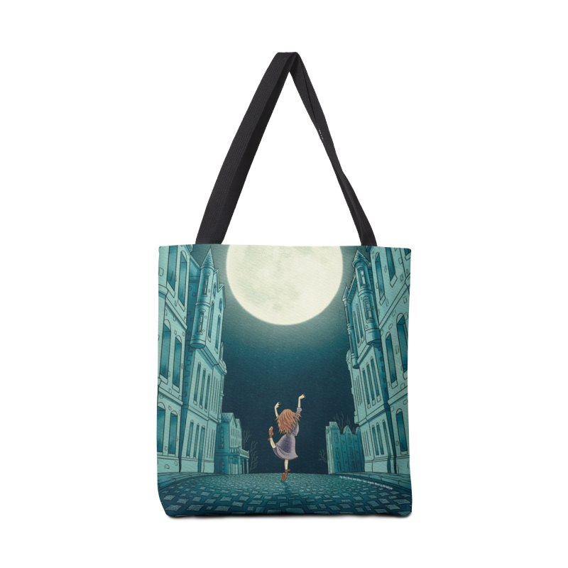 Red Shoes Tote Bag in Tote Bag by The Metaphrog Artist Shop