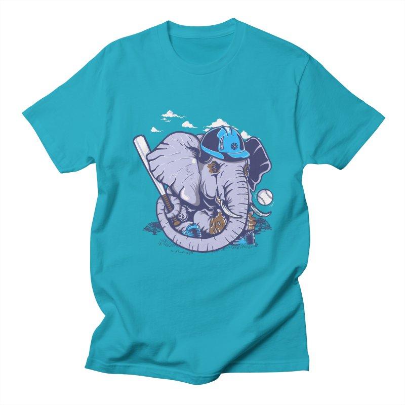 Let's Play Men's Regular T-Shirt by methlop39's Artist Shop